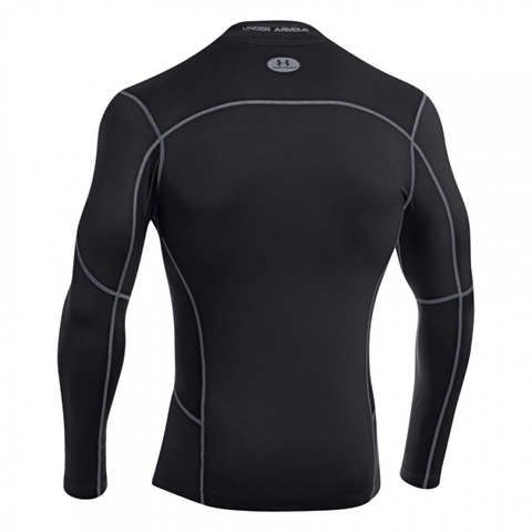 Термофутболка Under Armour ColdGear EVO Compression Hybrid Mock, черная, новая