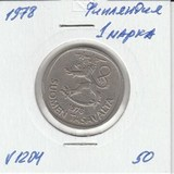 V1204 1978 Финляндия 1 марка