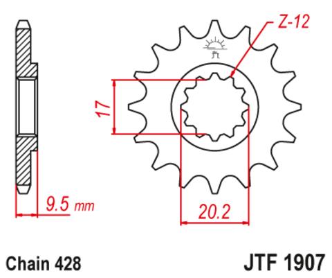 JTF1907