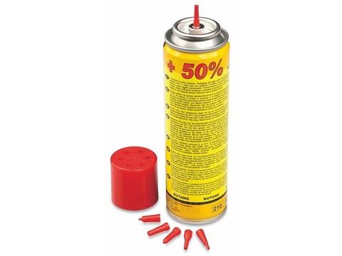 Баллон с газом KEMPER 10051 (150мл/90гр, для заправки ламп 10500 и 12500, 100% Бутан)