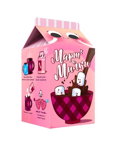 Маршмеллоу   Марш-Милки для горячих напитков