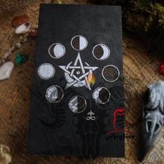 Шкатулка для карт Таро «Лунный цикл»