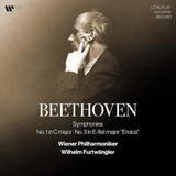 Wilhelm Furtwangler, Wiener Philharmoniker / Beethoven: Symphonies Nos. 1&3 - Eroica (2LP)