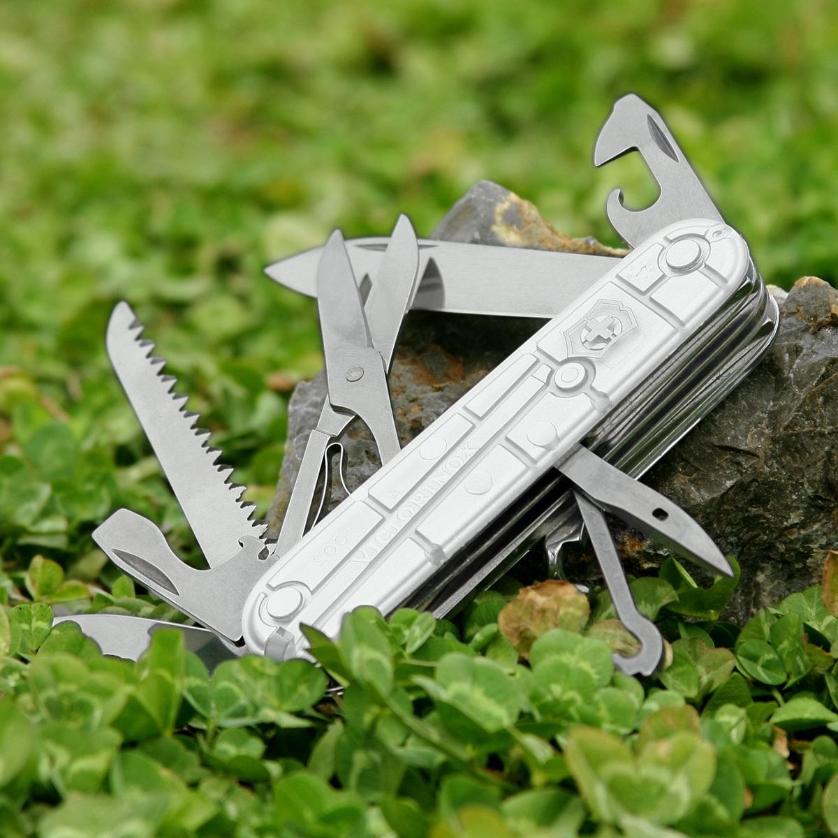 Huntsman SilverTech Victorinox (1.3713.T7)