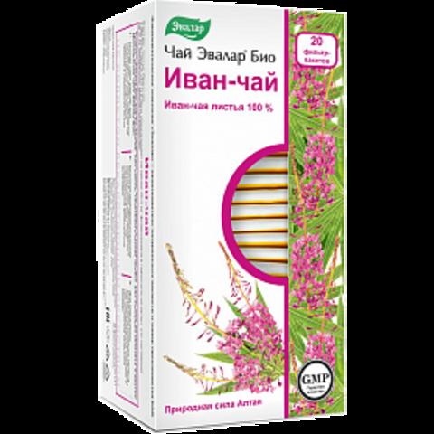 Эвалар БИО Иван-чай 20 ф/п