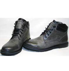 Ботинки мужские зимние Ikoc 3620-3 S