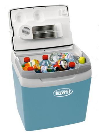 Термоэлектрический автохолодильник Ezetil E26 EcoCool EEI Boost (26 л, 12V/230V)