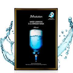 JMSOLUTION Увлажняющая маска с гиалуроновой кислотой JMSOLUTION Water Luminous S.O.S Ringer Mask, 35 мл.