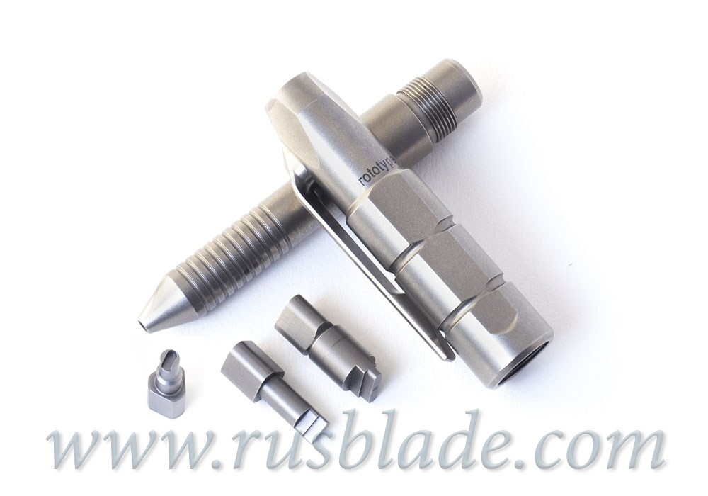 PROTOTYPE Shirogorov Pen Screwdriver for Overkill, Hokkaido, F95, Tabargan, Hati, F3, 110, 110b, 111.. - фотография