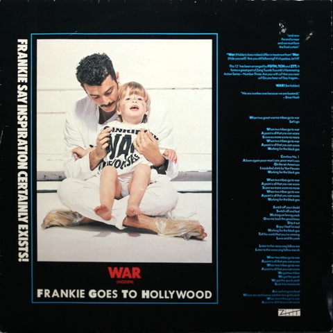 Frankie Goes To Hollywood / War (Hidden) (12