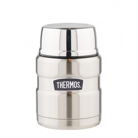 Термос для еды Thermos King SK3000-SBK (0,47 литра), стальной