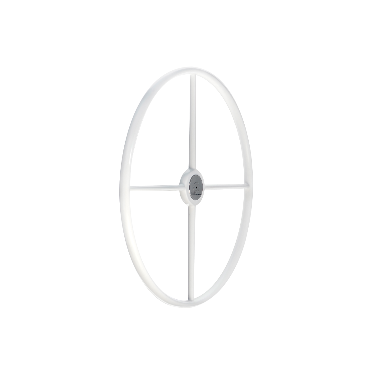 Carbon Steering Wheel, classic 4-spoke