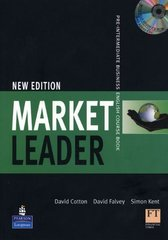 Market Leader NEd Pre-Int CB +Multi-R/D **