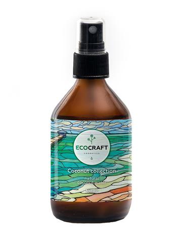 Кокосовая вода для лица