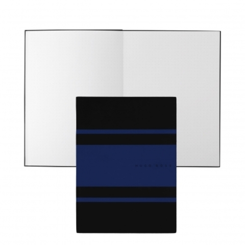 Блокнот A5 Hugo Boss Gear Matrix Blue