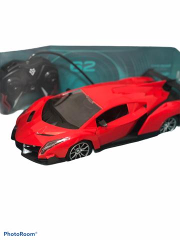 Машина Ламборджини на пульте управления