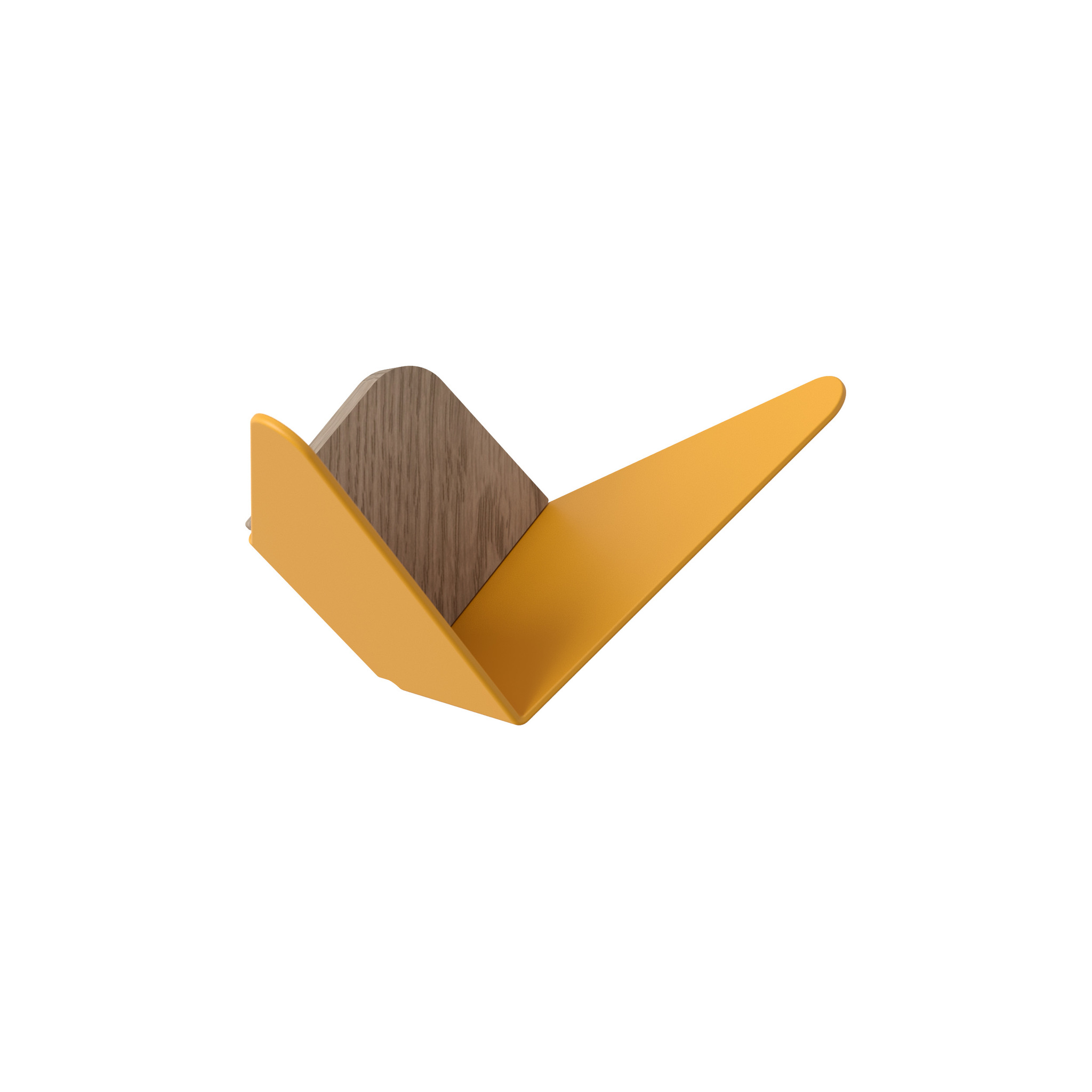 Крючок Butterflies, мини, дуб - вид 6