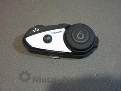 Мото Bluetooth гарнитура Vimoto V6