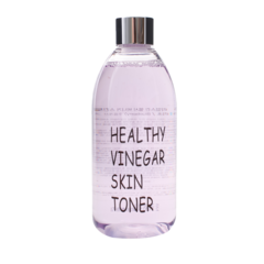 Тонер для лица Черника, REALSKIN, Healthy Vinegar Skin Toner, Blueberry, 300 мл