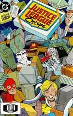 Justice League Europe #21
