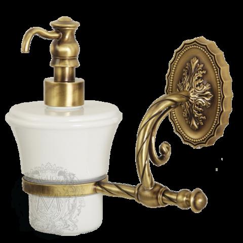 Дозатор для жидкого мыла настенный Migliore Edera  ML.EDR-60.307