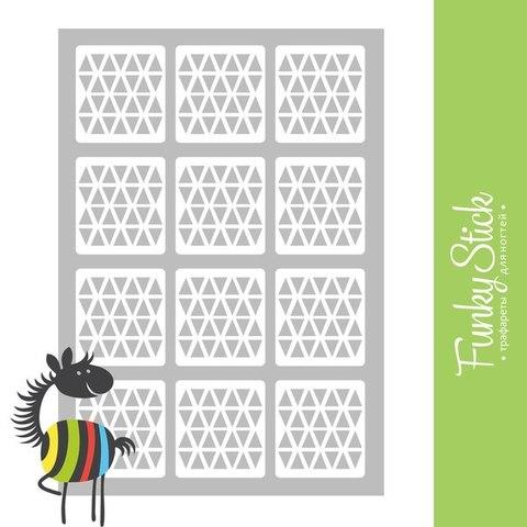 Трафареты для ногтей Pifagor №4 купить за 149руб