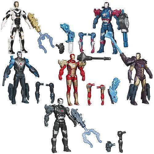 Фигурки Железный Человек