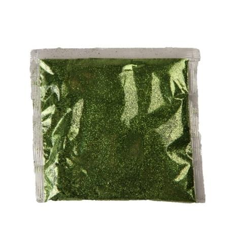 Блёстки в пакетике 80 г, цвет: болотный зелёный