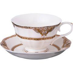 Чайный набор из фарфора на 6 персон 779-202