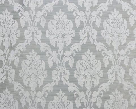 Портьерная ткань жаккард Афродита серый