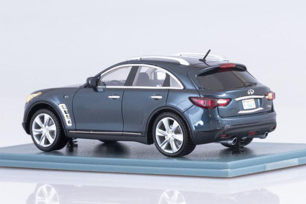 Коллекционная модель INFINITI FX50 2010 GREY