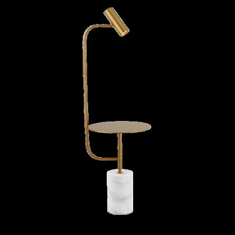 Напольный светильник Tab by Light Room (белый)