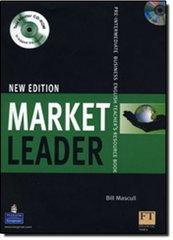 Market Leader NEd Pre-Int TRB +DD +R **