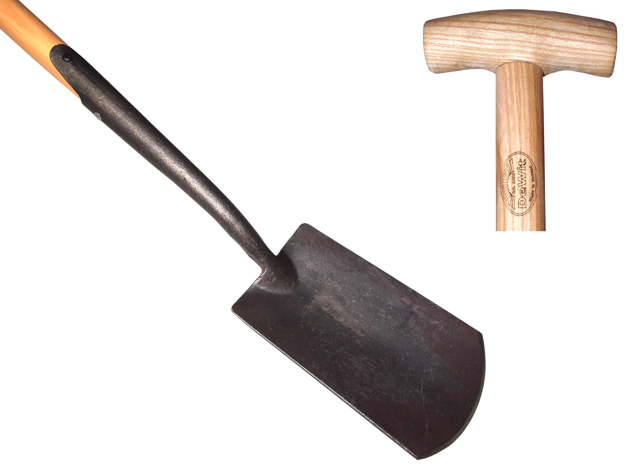 """Английская садовая лопата """"Бульдог"""" DeWit"""