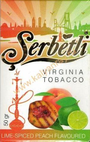 Serbetli Lime Spiced Peach