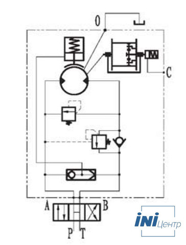 Эвакуационная лебедка IYJ33-40-120-16-ZPNL