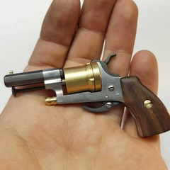 Miniature Lefosheux revolver