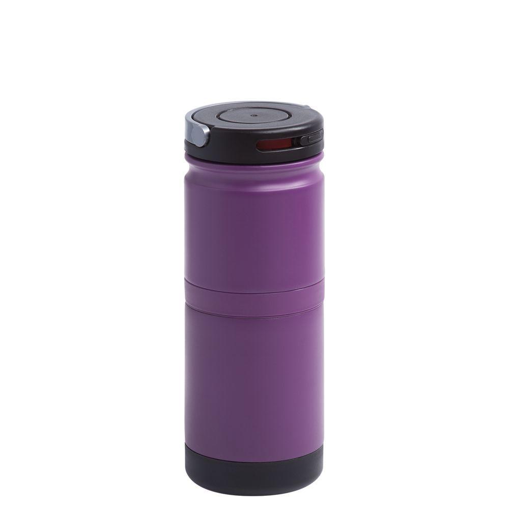 Golchi 2-in-1 Bottle, classic purple