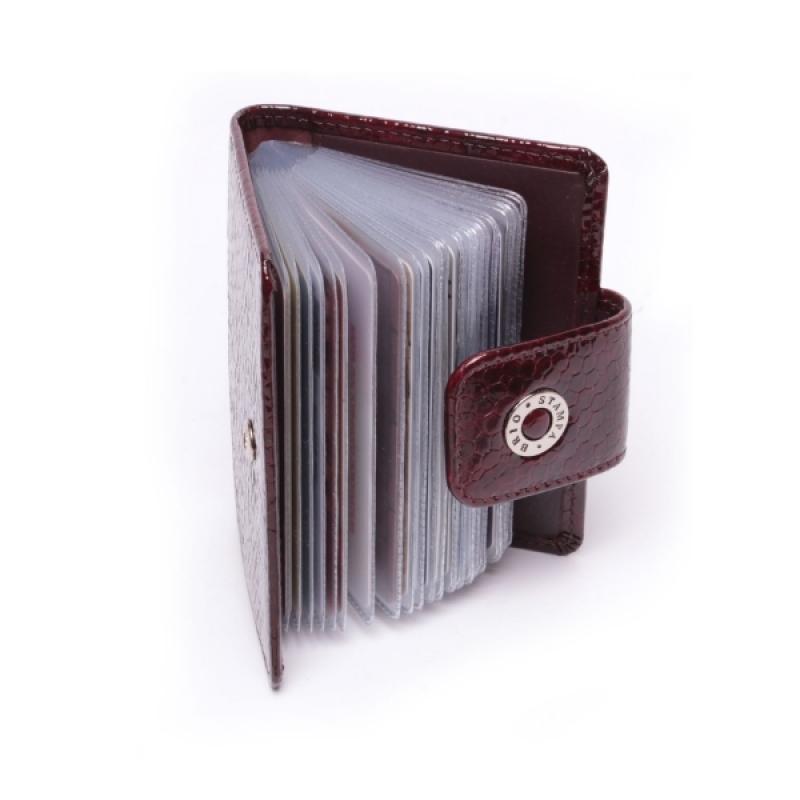 460 - Футляр для карт и визиток