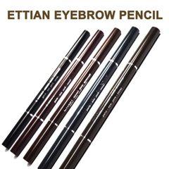 ETTIAN Карандаш для бровей двухсторонний Natural Auto Eyebrow Pencil