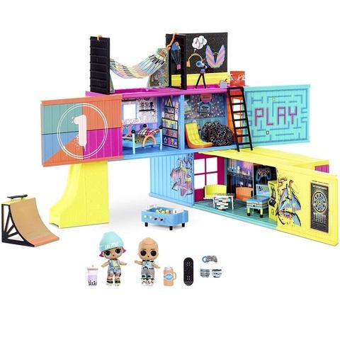 ЛОЛ Клубный дом с 2 эксклюзивными куклами