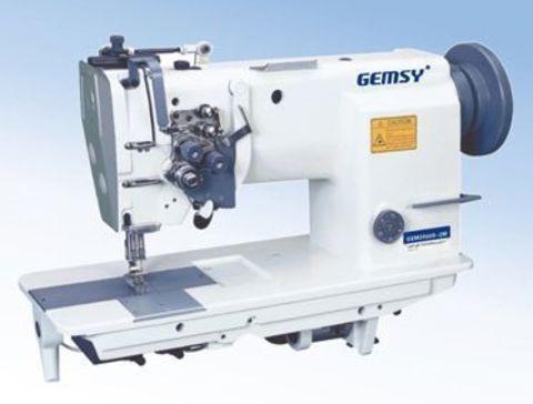 Двухигольная прямострочная машина Gemsy GEM 2000S-2B   Soliy.com.ua
