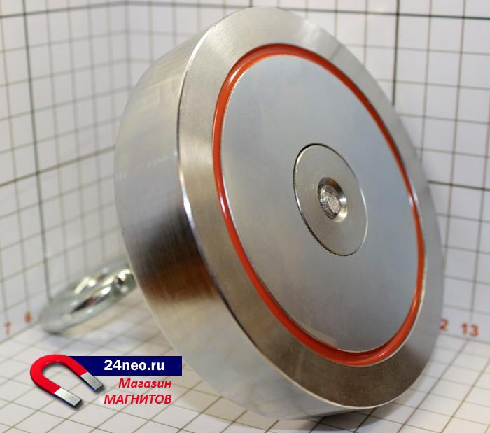 Поисковый магнит F-400