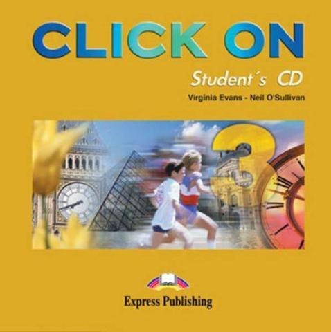 Click On 3. Student's Audio CD. Pre-Intermediate. Аудио CD для работы дома
