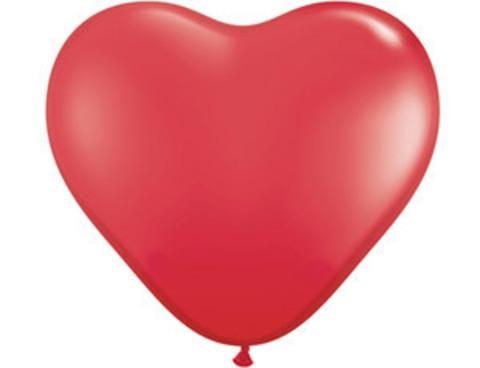 Q Сердце 3' Стандарт Red