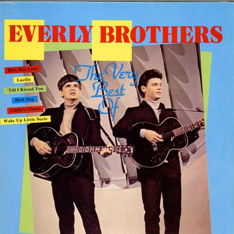 Виниловая пластинка. Everly Brothers