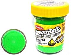 Паста Berkley PowerBait Natural Scent Trout Bait (чеснок/зеленый)