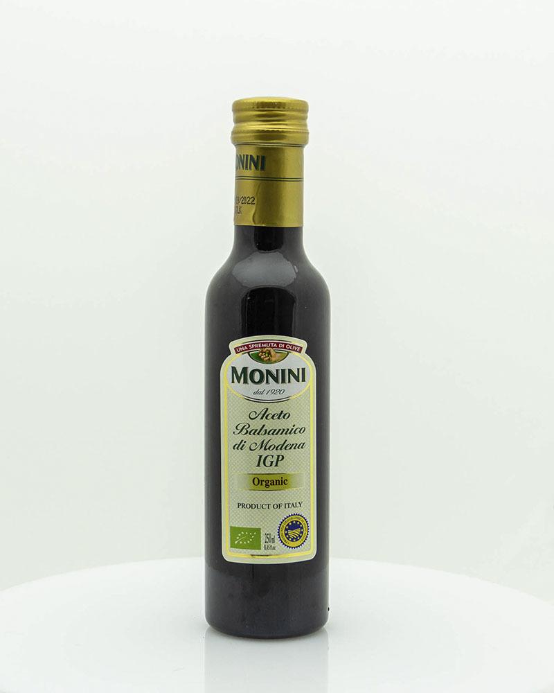 Уксус Винный Бальзамический из Модены Monini Органический Продукт 250 мл