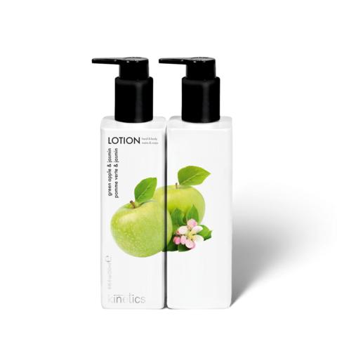 KINETICS Лосьон для рук и тела (Зеленое яблоко и Жасмин) 250 мл