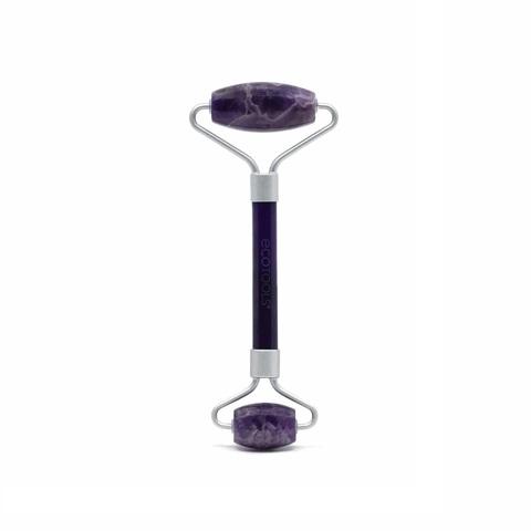 Роллер для массажа лица из аметиста | Ecotools